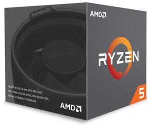 AMD Ryzen 5 1600 3.4GHz Hexa Core AM4 CPU £93.38 (using code) @ CCL / Ebay