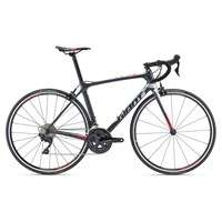Giant TCR Advanced 2 2019 Carbon Road Bike Black £1075 @ H2Gear
