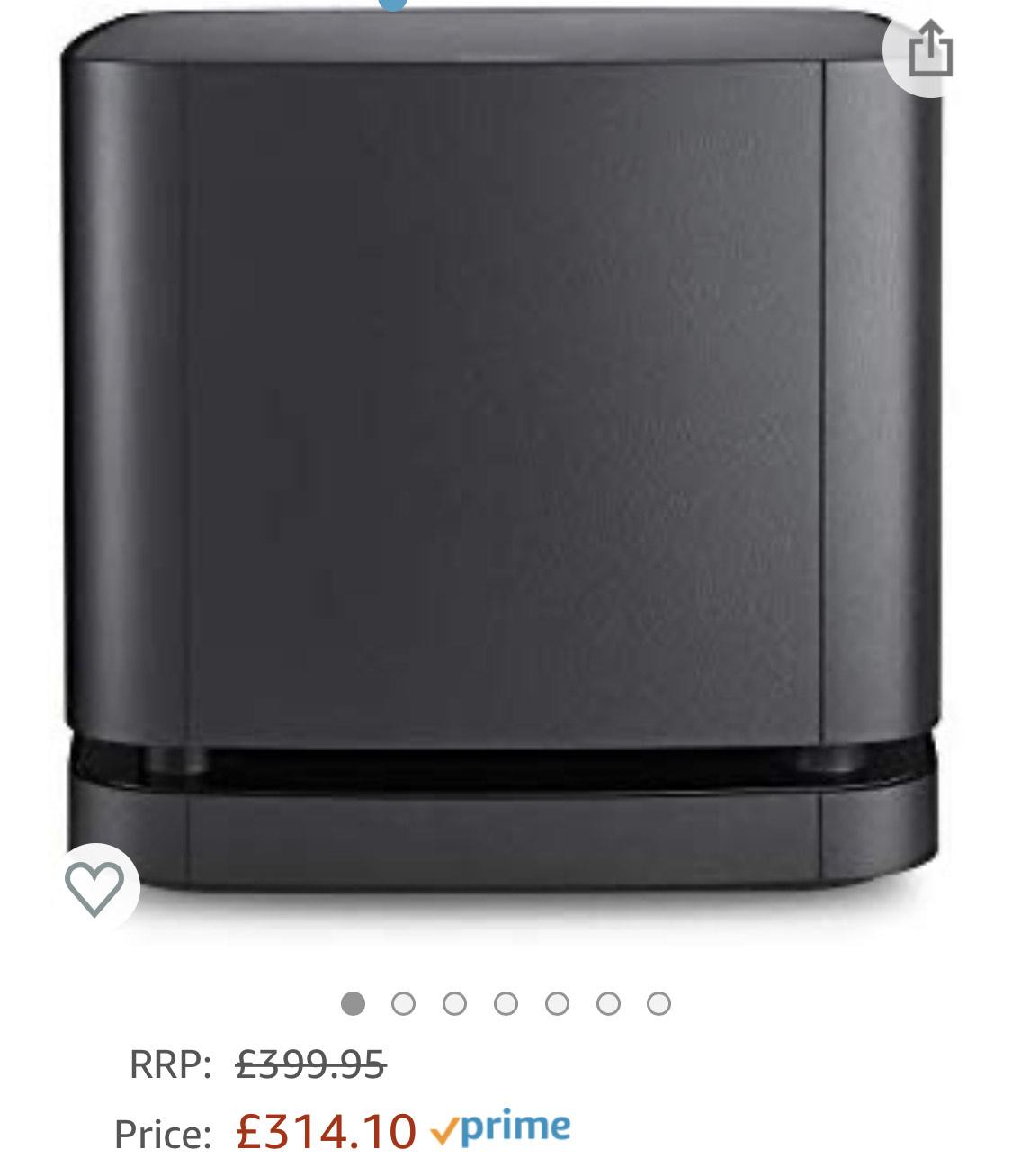 Bose Bass Module 500 £314.10 @ Amazon