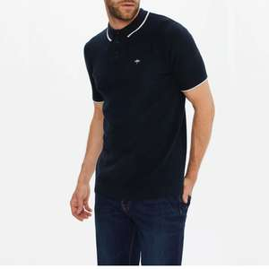 Navy Knitted Polo Shirt £6 @ Matalan (Free C&C) Also available in Grey, Green, Red, Mustard and White (More in OP)
