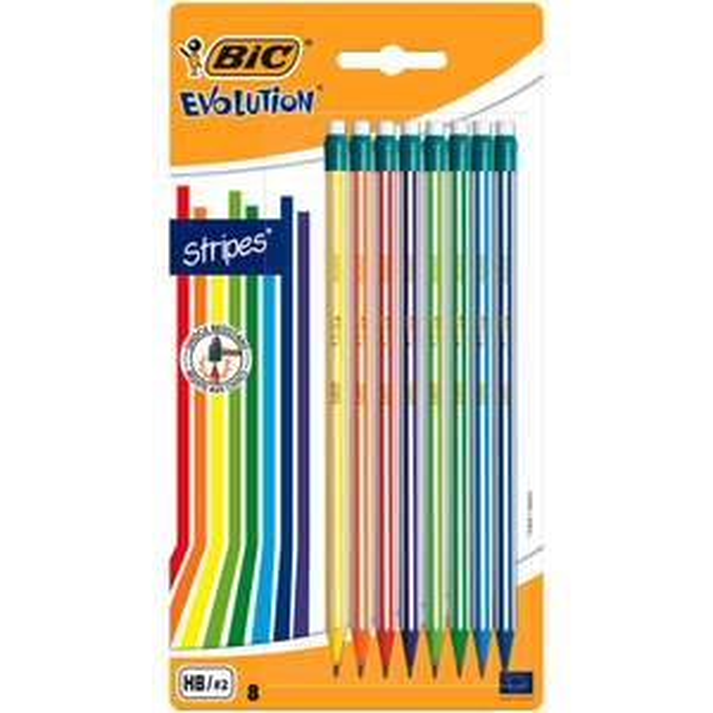 Stationery @ Tesco Express High St, Glasgow-Bic Stripes Pencils 8Pk 75p/Pritt Stick 3Pk £1.05/Oxford Maths Set £1.05/Casio fx-85GT X £2.75