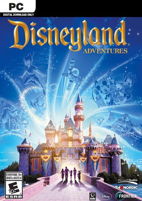 Disneyland adventures for Steam £4.99 @ CDKeys