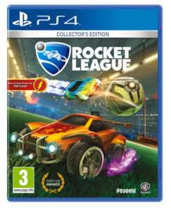 Rocket League Collector's Edition (PS4) - £14.85 @ Base