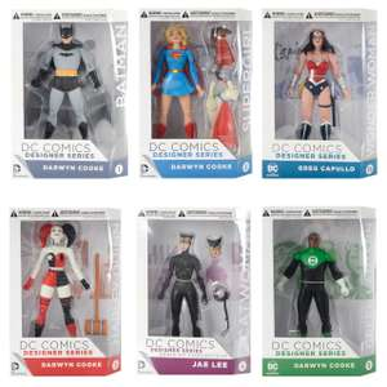 DC Designer Series Figures - £6.99ea Instore @ B&M (Morcambe)