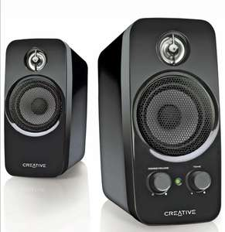2 X Creative Inspire T10 2.0 Speakers 5w Satellite Speakers - £23.99 @ Argos / Ebay