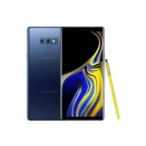 Samsung Note 9 128Gb New - Multiple Colours (Import) - £446.36 with code @  hitechelectronicsuk / ebay