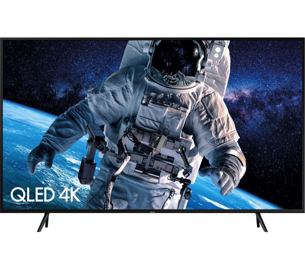 "Samsung QE55Q70R (2019) QLED HDR 1000 4K Ultra HD Smart TV, 55"" with TVPlus/Freesat HD & Apple TV App - £1,099 With Code @ Richer Sounds"