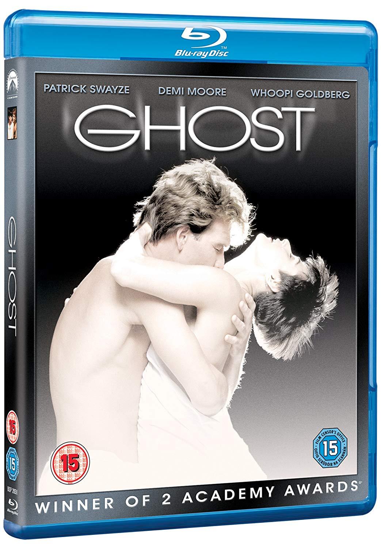 Ghost [Blu-ray] [1990] - £4 @ Amazon (+£2.99 P&P non-Prime)