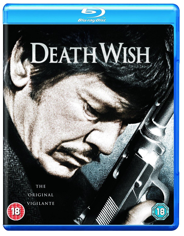 Death Wish (Blu-Ray) [2018] - £4 @ Amazon Prime (+£2.99 P&P Non-Prime)