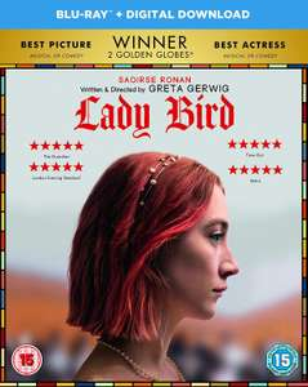 Lady Bird [Blu-ray] - £4 + £2.99 delivery Non Prime @ Amazon