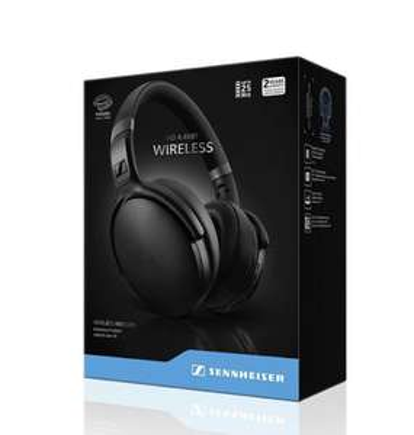 Sennheiser HD 4.40 BT Bluetooth Around-Ear Wireless Headphones - Black £79 @ Very
