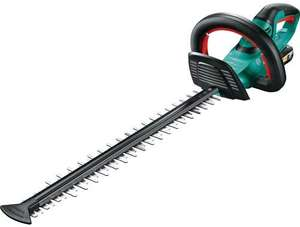 Bosch AHS 50-20 LI Cordless Hedge Trimmer at Amazon for £95.99