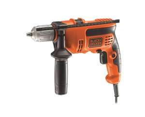 Black and Decker KR604CRESK electric impact drill, 710W - £20.86 @ Amazon