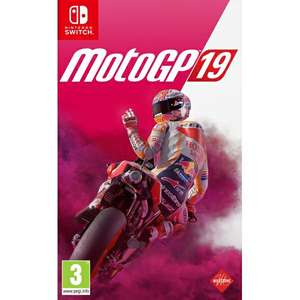 MotoGP 19 Nintendo Switch Game at 365Games for £26.66