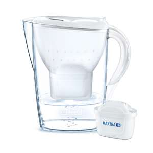 BRITA M+ Marella Water Filter Jug - White at The Range for £12.99 (£2 C&C)
