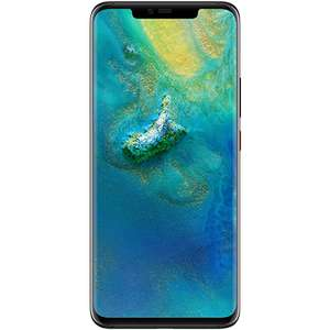 Hauwei Mate 20 Pro down to £152 on O2 Refresh