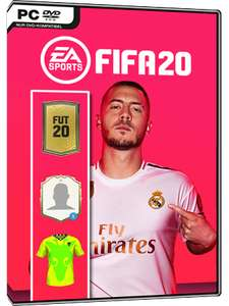 FIFA 20 - FUT Gold Packs + Bonus DLC Xbox One standard 2020 full game - £2.99 @ CDKeys