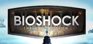[Steam] BioShock: The Collection Remastered PC - £7.32 @ Indiegala
