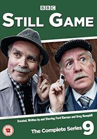 Still Game Series 9. Final series. £7.30 (+£2.99 Non Prime) @ Amazon