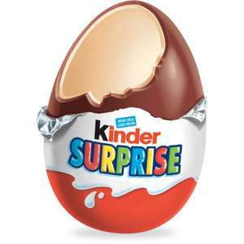Kinder Surprise Egg 25p each @ Asda Chesser Edinburgh instore