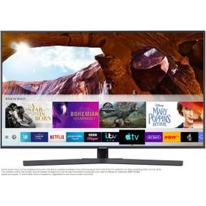 "Samsung UE65RU7400 65"" Smart 4K Ultra HD TV with HDR10+, Dynamic Crystal Colour, £701.10 with code @ Crampton & Moore"