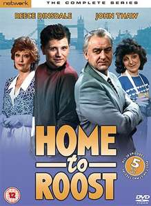Home To Roost The Complete Series DVD Network £8.64 at Networkonair
