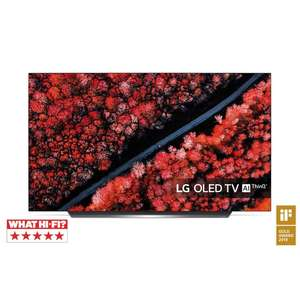 LG OLED55C9PLA 55 inch OLED 4K Ultra HD HDR Smart TV Freeview Play - £1,599 at Richer Sounds (with code)