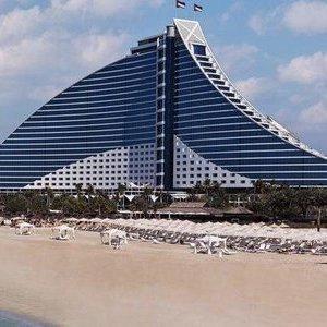 Jumeirah Beach Hotel Dubai via Travelrepublic 7 nights half board £1740