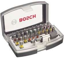Bosch Colour Coded 32 Piece Screwdriver Set £7.99 Delivered (+£4.49 NP) @ Amazon