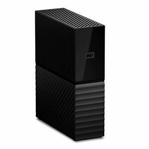 WD 6TB My Book Desktop Hard Drive - Black BRAND NEW - WDBBGB0060HBK for £94.49 Delivered W/C @ Ebay/SereneITUK