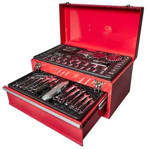 Top Tech 150pc Tool Box with Tools £42.49 @ Eurocarparts