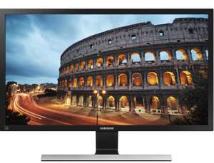 "SAMSUNG LU28E590DS 4K Ultra HD 28"" LED Monitor - £197.10 at Currys/ebay with code"