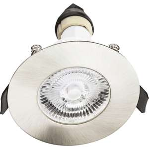 Integral LED Evofire IP65 Fire Rated Downlight £6.78 @ Toolstation - Free c&c