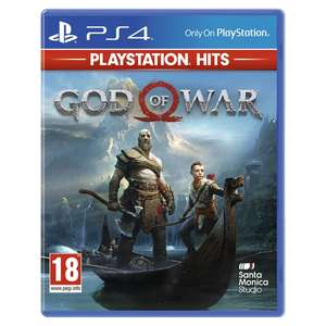 God of War (PlayStation Hits / Normal Cover) [PS4] - £14.99 @ Smyths Toys (Free C&C)