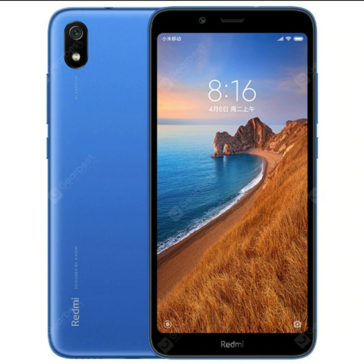 Redmi 7a 32gb Phone - Global Version £59.13 @ Gearbest