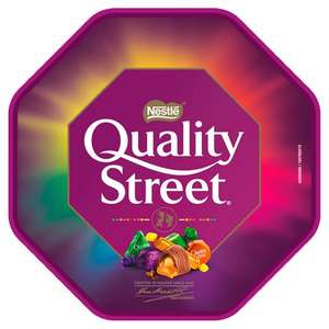3 Tubs for £10 inc Quality Streets + Celebrations + Swizzels (plus £5 off £40 new account + free delivery) @ Iceland