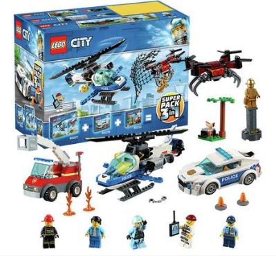 LEGO City Police 3 in 1 Super Pack - 66619 £18 @ Argos