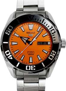 Seiko 5 Sports Automatic Japan 44.5mm SRPC55J1 SRPC55J Men's Watch, Hardlex, 4R36, 100M WR, £122 With Code (Others In OP) @ Creation Watches