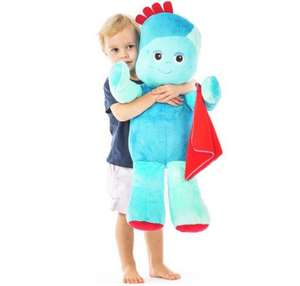 30 inch huggable iggle piggle or Upsy daisy Stuffed toys. £15 click and collect at Argos
