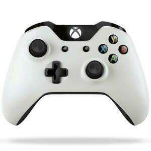 Xbox One Wireless Controller - Sunset Overdrive Snow Storm White without 3.5mm - Opened - Never Used £33.50 delivered @ 3b-it ebay