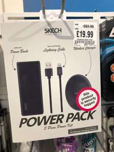 Skech IPhone Power Pack £19.99 @ HMV instore - Preston