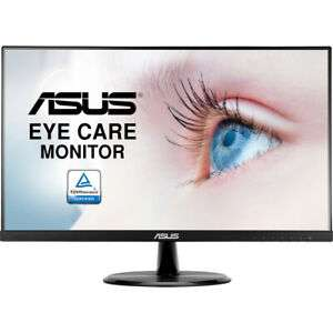 """Asus VP249HE Monitor, Full HD, 23.8"""", 75Hz, IPS, 3 year Asus Warranty £98.10 Delivered @ AO eBay"""