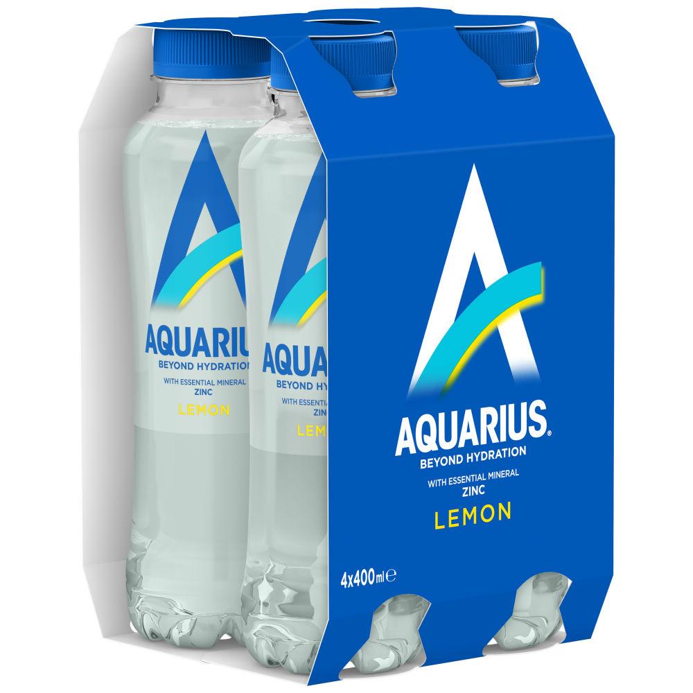 Aquarius 4 pack 99p instore at Home Bargains (Lime and Lemon & Lime)