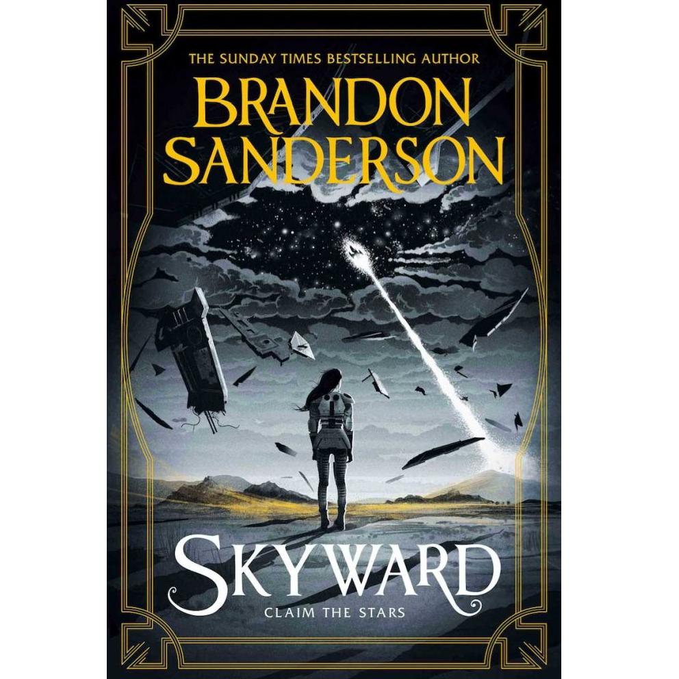 Skyward by Brandon Sanderson 99p @ Amazon kindle store