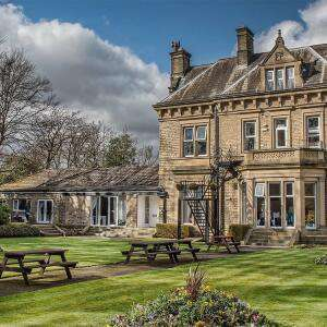 Overnight Manor stay West Yorkshire Meltham (near Holmfirth) + Breakfast for 2 people + £20 Dinner each = £69 @ Travelzoo