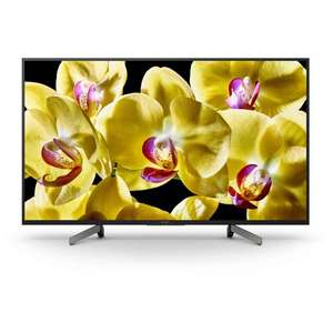 "SONY BRAVIA KD49XG8096BU 49"" Smart 4K Ultra HD HDR LED TV with Google Assistant £549 @ Currys on eBay"
