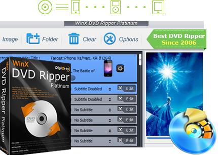 Winx DVD Ripper Platinum - V8.9.3 25 Sep 2019 release Free @ WinXDVD