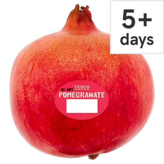 Pomegranates £0.45 /  Tesco Pre-Packed Leeks 500G £0.45 / Baking Loose Potatoes £0.55/kg  @ Tesco