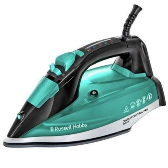 Russell Hobbs colour control Pro 2400w iron £15 @ Sainsburys Prenton