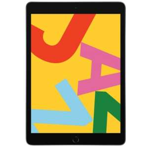 New Apple iPad 10.2 (2019) 32GB Wifi - Space Gray £287.84 @ Eglobal Central